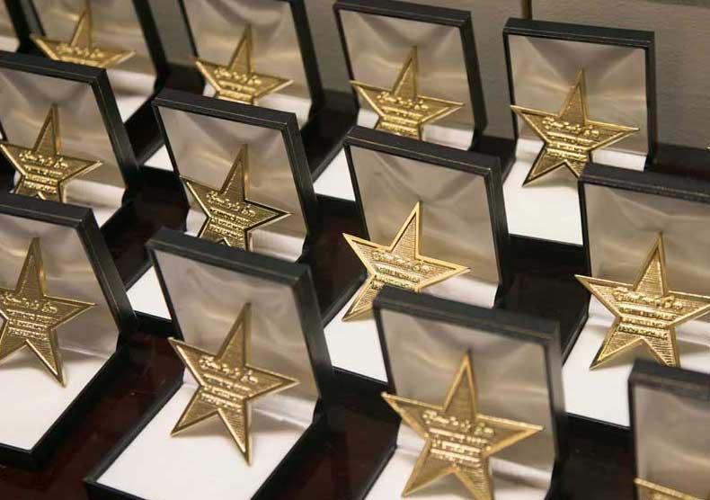 Estrella de Oro a la Excelencia Profesional 2017